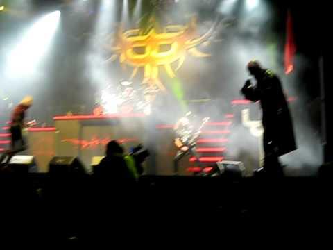 Judas Priest Bogota Colombia Nov 3 - Breaking The Law
