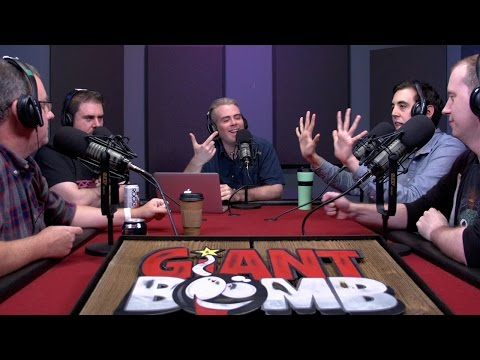Giant Bombcast 486: The Episode After E3