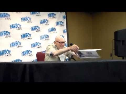 Q&A With Erik Bauersfeld@ FanBoy Expo Tampa 2014