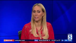 Tish Cyrus on Her Love of Nashville while Filming New Deisgn Show