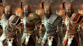 God of War - Biggest Combo Compilation With All Runic Skills! The Real Kratos