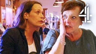 Dinner, beers and brexit | wife swap: brexit special