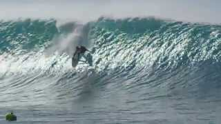 Da Hui BackDoor Shoot Out - Surf Day 1 from the water