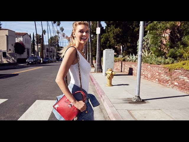 Kelly Rohrbach | Michael Kors Der Spaziergang | Frühling