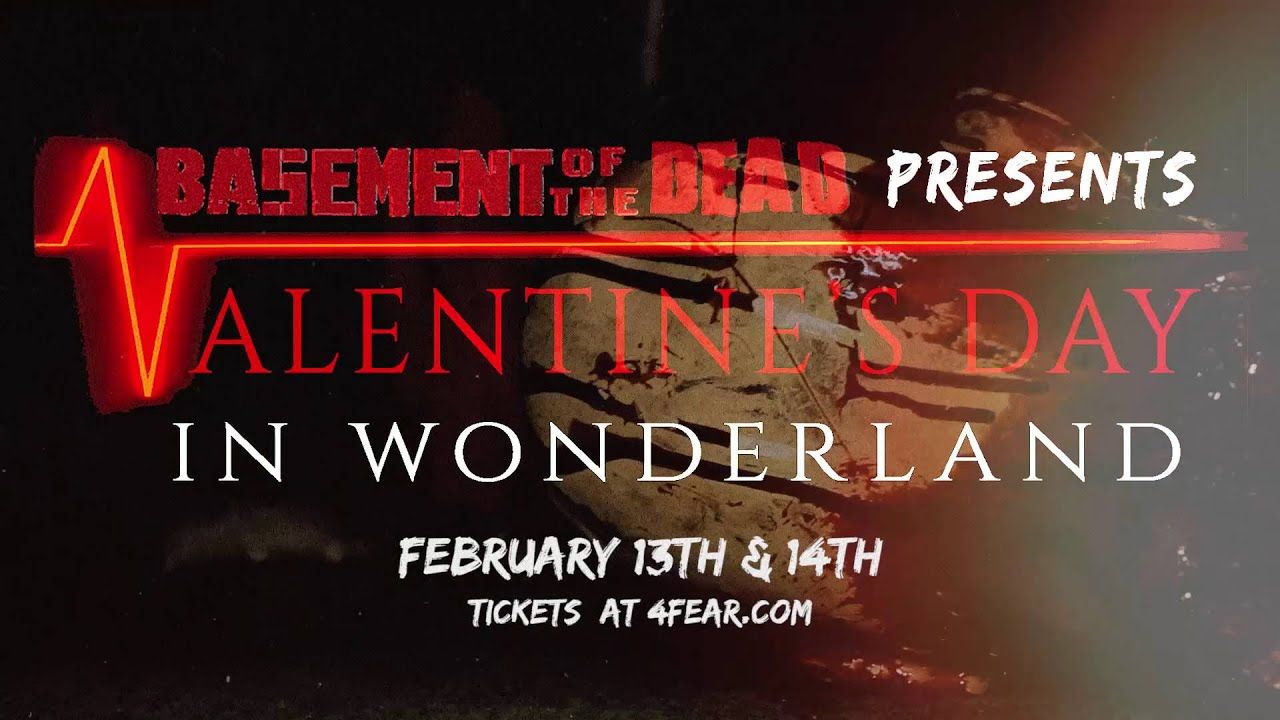 Valentine S Day Weekend Basement Of The Dead Youtube