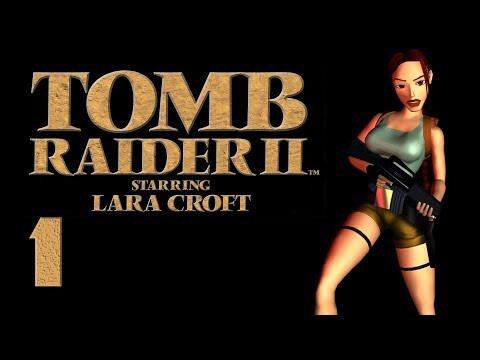 PIXELMELL VISSZATÉR! | Tomb Raider II #1 - 04.18.