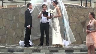 Свадебная регистрация и буря... буря счастья!