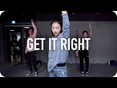 Get It right - Diplo ft. MØ / Yoojung Lee Choreography