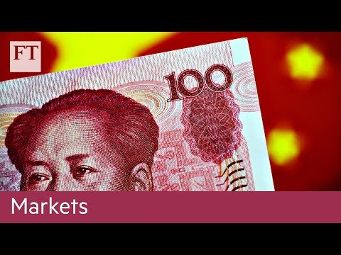 China's renminbi hit by trade and economic woes