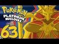 Pokemon Platinum NUZLOCKE Part 63 - TFS Plays