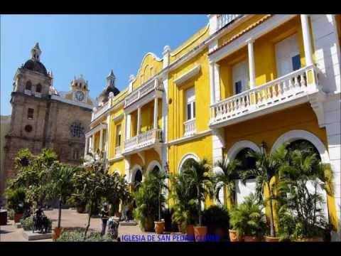 Conoce Cartagena de Indias, Colombia