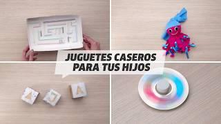 Cómo hacer juguetes para niños | DIY | VIX