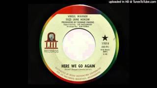 Virgil Warner & Suzi Jane Hokom - Here We Go Again (LHI 17018)