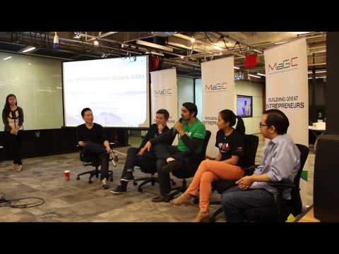 MaGIC e@Stanford Sharing Session Series [Part 1 - Culture of the Valley]