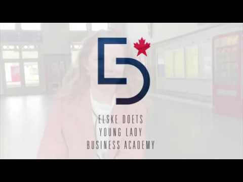 Danique Krikke - Young Lady Business Academy