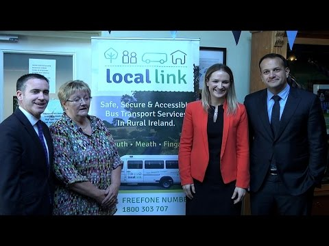 Flexibus Local Link Transport Celebration Day 2016 in Simonstown GAA Centre Navan
