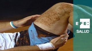 Muscular una cuanto dura distensión