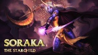 Soraka: Champion Spotlight | Gameplay - League of Legends