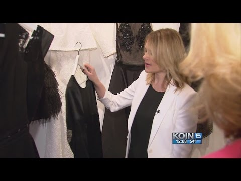 Local designer making dress for Cheryl Strayed's Oscars appearance