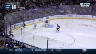 20.01.2015 Vancouver Canucks vs. Tampa Bay Lightning