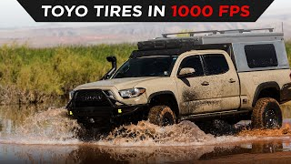 homepage tile video photo for TOYO TIRES AT 1000 FPS | [4K]