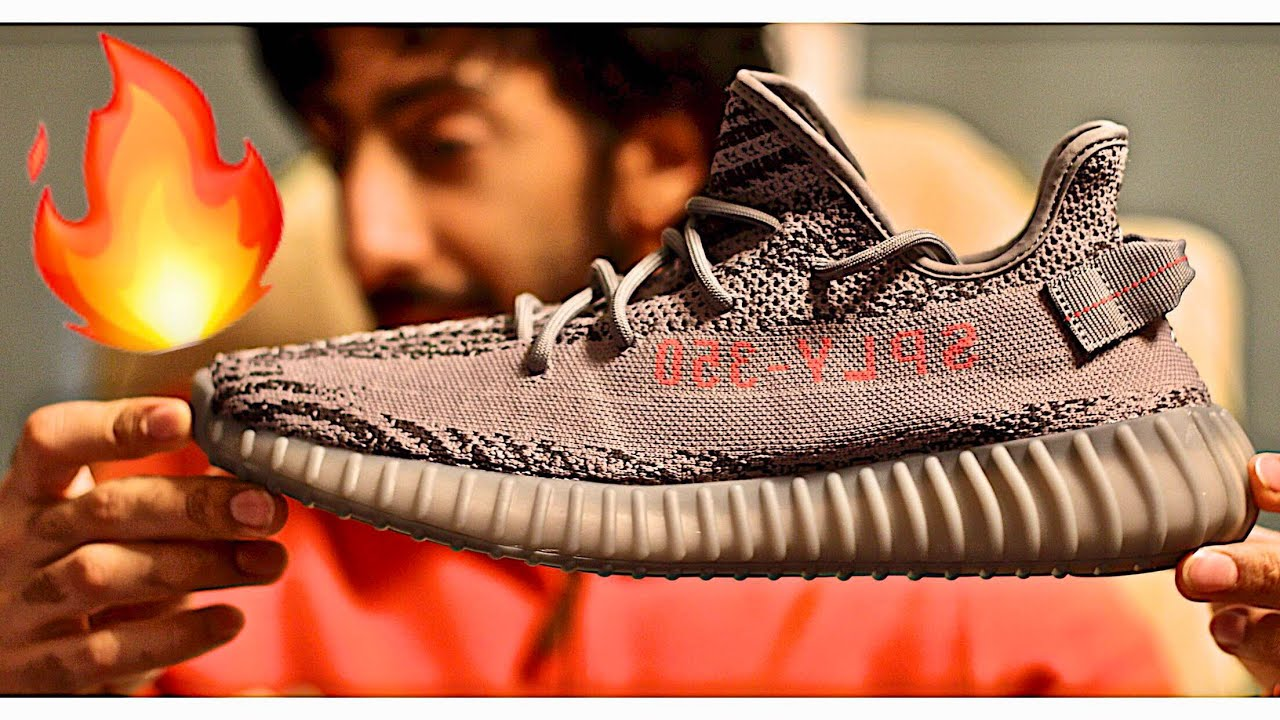 d54d2ea753ca8a Kanye West s Adidas Yeezy Boost 350 V2 BELUGA 2.0 Sneaker Unboxing and On-Foot  Review