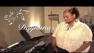 Dayhana Santos * Cover* Attire moi à toi  & Abrite moi (Hillsongs)