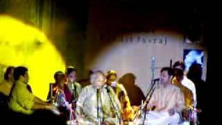 Pandit Jasraj and Sanjeev Abhyankar   पंडित जसराज