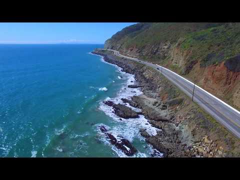 Pacific coast highway (PCH) Malibu