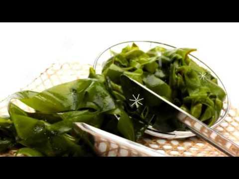 Морская капуста: польза водорослей