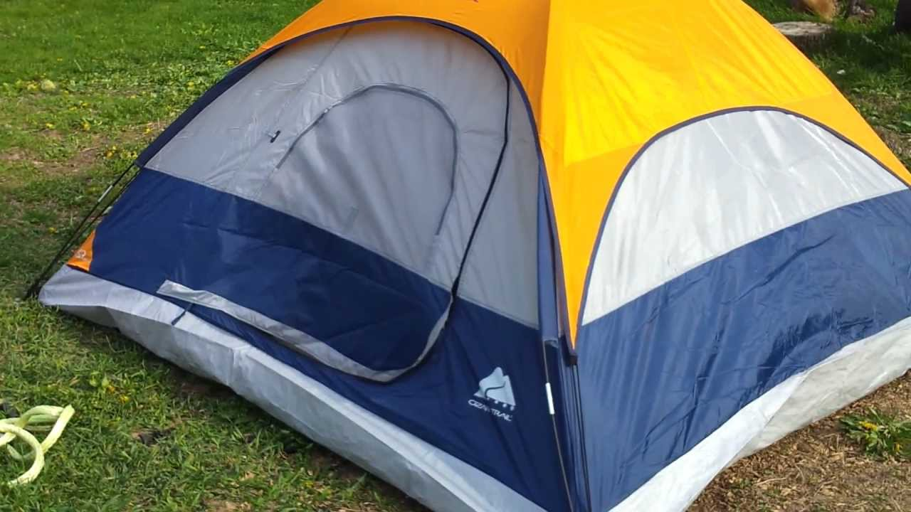 recipe: lake and trail tent instructions [1]