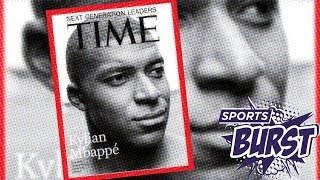 Sports Burst: TIME is Mbappé
