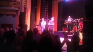 "Johnny Clegg, ""Cruel Crazy Beautiful World,"" Somerville MA, 4/8/2011"