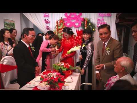 Thanh Toàn & Thiên Thanh Wedding - Lễ Rước Dâu