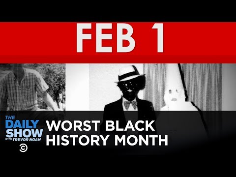 Timmy Tim - Was this one of the worst Black History Month ever?? COMMENT your opinion!