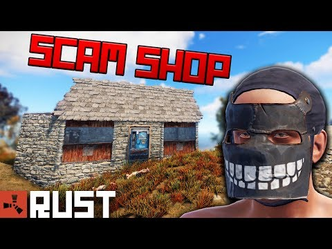 The Ultimate SCAM SHOP - RUST thumbnail