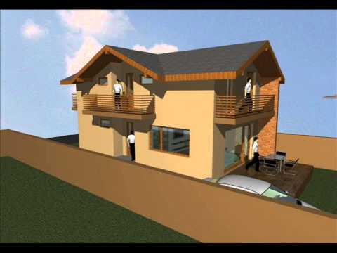 Modele case modele de case modele casa modele de casa for Modeluri de case