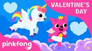 I Love You! | Valentine's Day | Love Song | Pinkfong Songs for Children