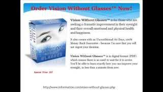 How To Improve Eyesight without Side Effects, Go Natural! Save and Love your Eyes.