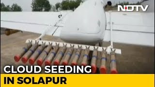 As Maharashtra's Sangli Recovers From Flood, Cloud Seeding In Solapur To Induce Rain