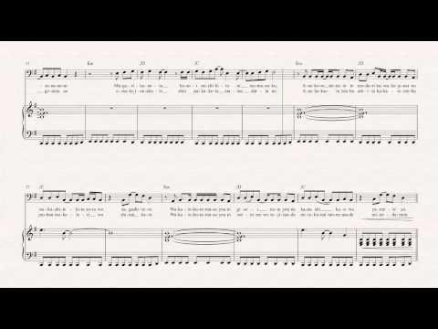 Trombone  Again  YUI   Sheet Music, Chords, & Vocals