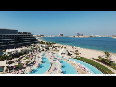 بعد الفنادق الفاخرة والباهظة دبي تشهد ظهور فنادق بأسعار معقولة…  - نشر قبل 3 ساعة