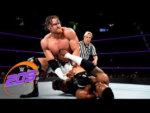 Cedric Alexander vs. Buddy Murphy - WWE Cruiserweight Championship Match: WWE 205 Live, May 29, 2018