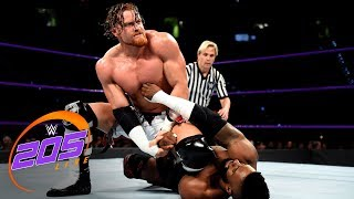 Cedric Alexander vs. Buddy Murphy - WWE Cruiserweight Championship Match: WWE 205 Live, May 29, 2018