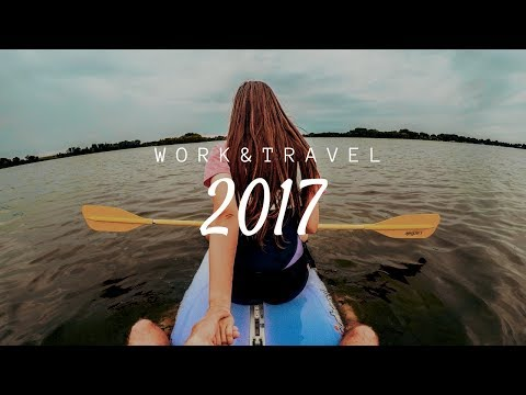 Work and Travel 2017 - GoPro HERO 5