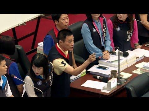 角逐高巿正副議長 藍再提名許崑源、陸淑美 20181205 公視晚間新聞