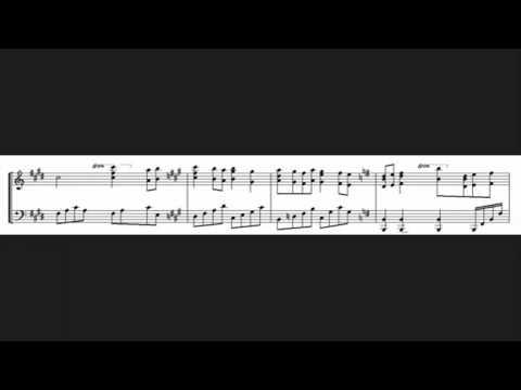 Fire Emblem: Genealogy of the Holy War - Disturbance in Agustria Piano Arrangement