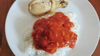 Густая томатная подлива: просто и вкусно!