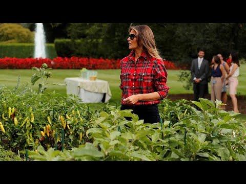 سيدة أميركا الأولى تزرع وتفلح  - نشر قبل 1 ساعة