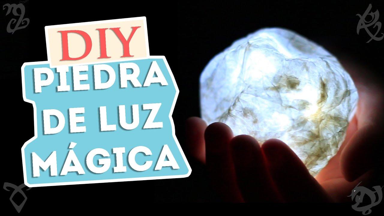 Haz tu propia piedra de luz m gica diy witchlight - Piedras de luz ...